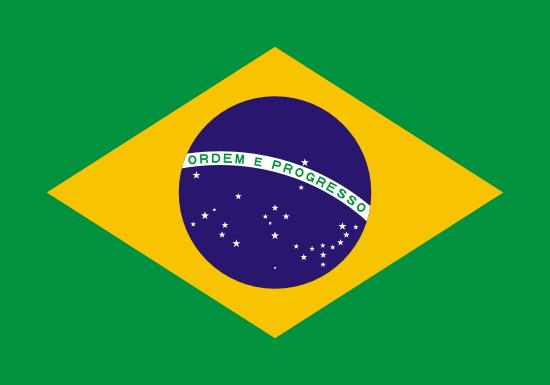 Portoghese, Brasile
